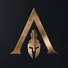 I have returned with even more things about Assassins Creed! Assassins Creed Logo, Tatouage Assassins Creed, Assassins Creed Odyssey, Spartan Logo, Spartan Tattoo, Spartan Helmet, Spartan Warrior, Posters Geek, Gaming Girl