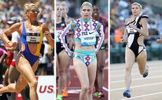 LOVE this! Maggie Vessey's Racing Outfits Punch Up Track Fashion