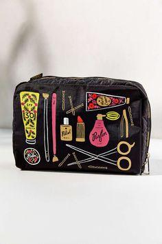 LeSportsac XL Rectangular Cosmetic Bag