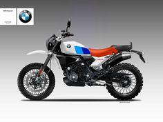 BMW G 310 Urban G/S de Oberdan Bezzi, ¿la superventas PER-FEC-TA de BMW?