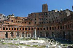 45. Forum of Trajan- market (image 4 of 4)