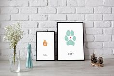 Cherish your pet by creating lasting artwork that shows how much you love them.