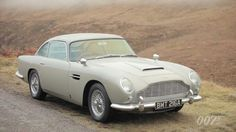 Bond, James Bond... Do you now the way to Skyfall?