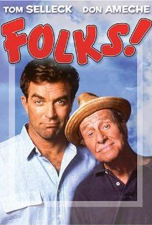 """The description in IMDB hardly does it justice. """"Folks"""", with Tom Selleck, Don Ameche and other well known secondary actors, is clean and makes you laugh all the way through!"""