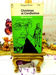 Vintage Penguin Paperback Christmas at Candleshoe by KittysTales