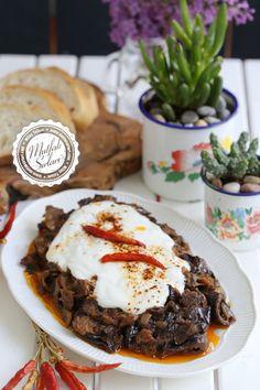 Kuru Patlıcan Kavurması – Mutfak Sırları – Pratik Yemek Tarifleri