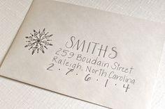 Need this to address envelopes next week