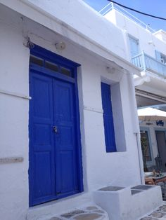 Mykonos town - Mykonos, Greece | Karoliina Kazi - read more at www.karoliinakazi.com