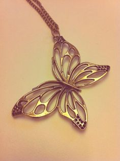 #necklace #butterfly #fashionwinter2013 #fall #black #fashion #lookoftheday #shopping #outfit #charm  Facebook Page https://www.facebook.com/LindsaysStuff?ref=hl