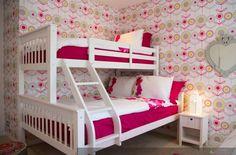 Yatak odası ranza modeli