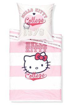 Hello Kitty - BRITANNY - Bettwäsche - pink