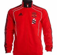 Training Wear Adidas 2010-11 Liverpool Adidas Presentation Jacket (Red) Official 2010-11 Liverpool Presentation Jacket (Red) available to buy online. This official Liverpool merchandise is manufactured by Adidas and is available to order in adult sizes S M L XL XXL.This p www.comparestorep...