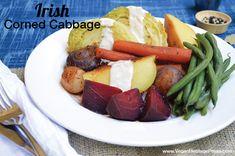Irish Corned Cabbage