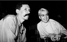 Gonzaguinha e Adriana Calcanhoto