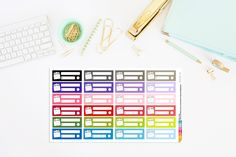 Bill Due Planner Stickers | Pay your Bills | 24 Stickers | 16249-02 by…