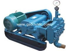 cement grouting injection piston pump
