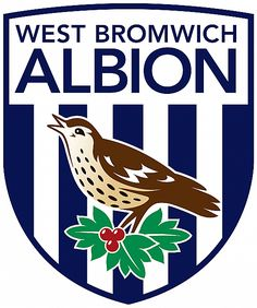 West Bromwich Albion current badge