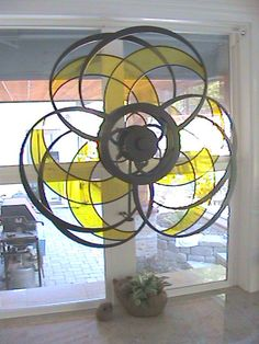 Kinetic Wood Sculpture - Illumination. $550.00,Check out the video  http://www.youtube.com/watch?v=zUsYRb66d3Y  I want this!