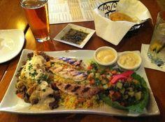 Taza Lebanese grill in Beachwood