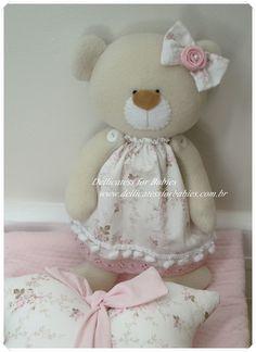 Maternidade - Ursinha de Pelúcia - Feminino