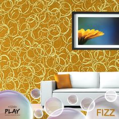 Your bedroom is where you can be yourself!  Let out the fun side of your personality with our Fizz effect from the Royale Play Neu Range on your bedroom walls: http://www.asianpaints.com/products/colour-effects/royale-play-wall-textures/royaleplay-special-effects/explore.aspx
