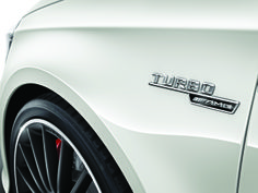 Santoni for AMG collection - A45 ispiration details