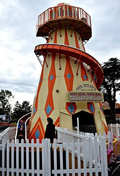 The kids loves the traditional fairground rides at Butlins. Especially the helter skelter!   http://www.tantrumstosmiles.co.uk/2017/08/our-family-holiday-at-butlins-minehead.html