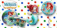 De kleine zeemeermin feestje bij Feestwinkel Altijd Feest