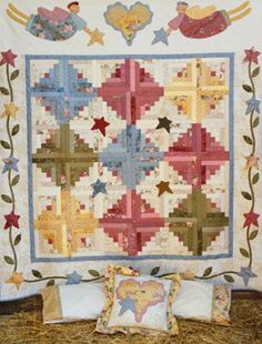 Heaven Scent | Kookaburra Cottage Quilts