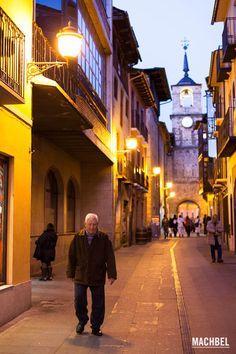 Calles Recorrido por la ciudad medieval de Ponferrada Castilla y León España Ponferrada, la ciudad de los templarios  #CastillayLeon #Spain