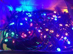 Vánoční LED pro venkovní použití RGB -  Luminer