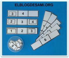 Objetivo(s): Desarrollar la lectura y el concepto abstracto de los números. Conocer/nombrar los números y su secuencia. Reconocer/ordenar series de números escritos del 0-10. Actividad(es): Ordenar los números correctamente. Lectura … Leer más  »