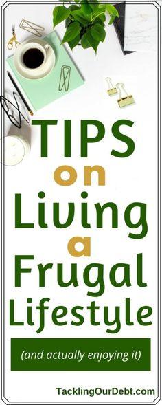 Frugal Living - Tips