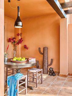 Una casa relajante en la Costa del Sol