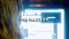 #Sense8 Nomi - The Hacker