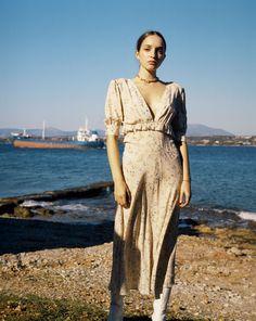 StefaniaVaidani Spring/Summer 18- Karpathos Collection Karpathos, Greek Fashion, Spring Summer 2018, Business Fashion, 18th, Fashion Design, Collection, Dresses, Style