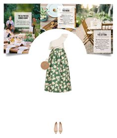 """""""Untitled #275"""" by soledestate ❤ liked on Polyvore featuring Isabel Marant, Rochas, Kate Spade, Burberry and alfrescodining"""