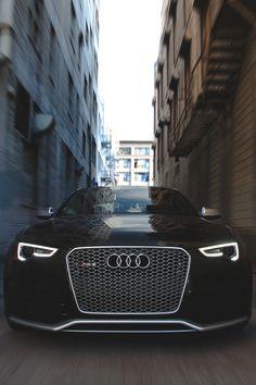 artoftheautomobile: Audi RS5 via MotorTrend