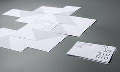 33/35 Studio — The Dieline - Branding & Packaging