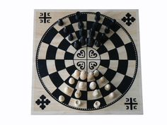 Byzantine Chess from Poland  and Circular Chess