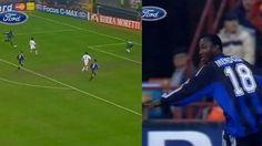 Andrés Mendoza y el día que le marcó un golazo al Milan en San Siro (VIDEO) #Depor