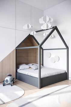 We all know how difficult it is to decorate a kids bedroom. A special place for any type of kid, this Shop The Look will get you all the kid's bedroom decor ide Baby Bedroom, Girls Bedroom, Bedroom Decor, Bedroom Ideas, Bedroom Lighting, Bedroom Wall, Minimalist Bedroom, Modern Kids Bedroom, Minimalist Interior