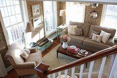 DIY:: Decor::Living Room Decorating Ideas