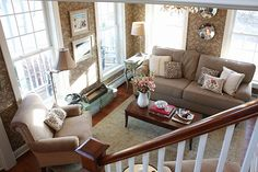 DIY:: Decor::Living Room Decorating Ideas