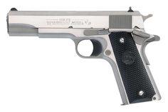 Colt .45 1991 Series, a direct descendent of the original Colt M1911. Nuff Said.