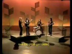 """Los Creedence cantando """"Brasil decime que se siente"""""""