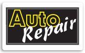 Everbrite Auto Repair Lightbox Sign