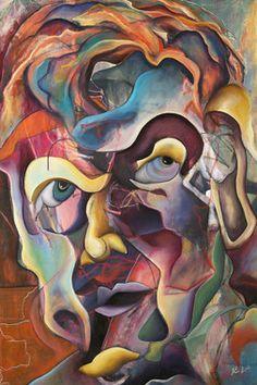 Projekt30 by Kim Fields, Transfigured Francis Bacon