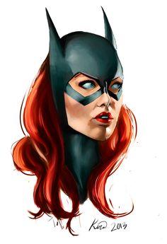 Barbara Gordon, Batgirl - Kira O.