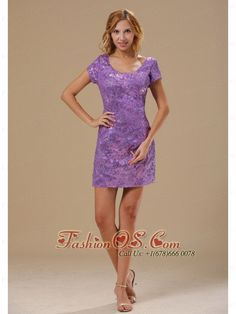 Buy sequins short sleeves scoop light purple mini mother of bride dresses from short style mother dresses collection, scoop neckline column/sheath in purple color,cheap mini length dress with zipper back and for prom military ball . Short Sleeve Prom Dresses, Evening Dresses With Sleeves, Plus Size Prom Dresses, Prom Dresses Online, Sexy Dresses, Short Sleeves, Dama Dresses, Bride Dresses, Dress Online
